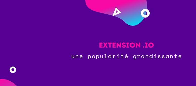 extension .io